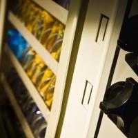 Торговые автоматы, отображающие QR-код, больше не выдают чеки (с 1 февраля)