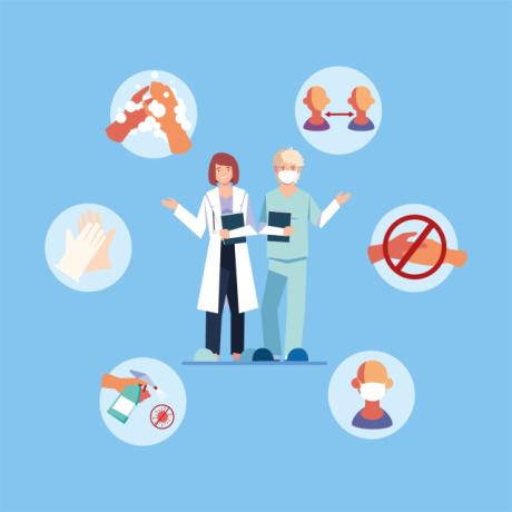 ВОЗ представила COVID-рекомендации менеджерам здравоохранения