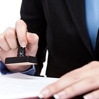 Нотариус, засвидетельствовавший подпись на заявлении о регистрации юрлица или ИП, будет сам направлять документы на регистрацию