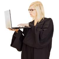 В Госдуму внесен законопроект о применении электронных документов в судопроизводстве