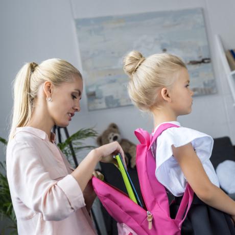 С 1 апреля прием детей в первый класс  по новым правилам