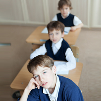 Многодетным семьям могут предоставить пособие на покупку школьной формы