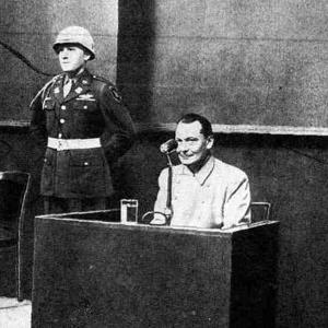 Нюрнбергский процесс в отношении Германа Геринга