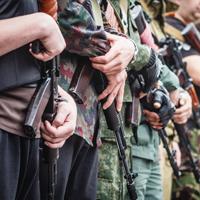 В Госдуму внесен законопроект об особенностях оборота оружия в Крыму и Севастополе
