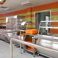Осенью будет разработан стандарт комплексного обеда в студенческих столовых