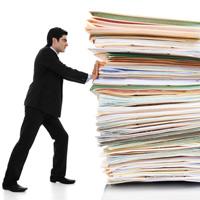 Бухгалтерскую отчетность можно представлять в ФНС России на бумаге