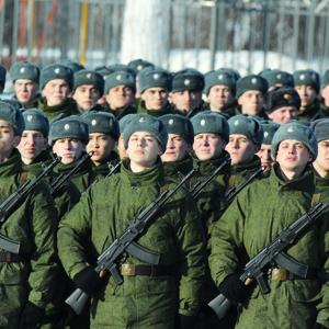 Срочная военная служба в россии
