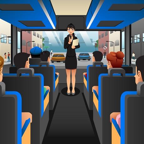 За оказание услуг экскурсовода или гида лицом, не прошедшим аттестацию, предлагается ввести административные санкции