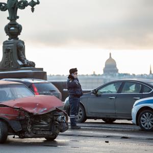 Нарушаешь ПДД? Плати! В Москве и Санкт-Петербурге по-прежнему больше